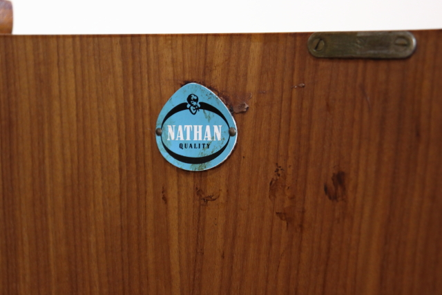 イギリス NATHAN社 サイドボード ヴィンテージ ち30-1
