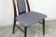 Niels Koefoed ハイバックチェア Eva Chair ローズウッド  お95-5