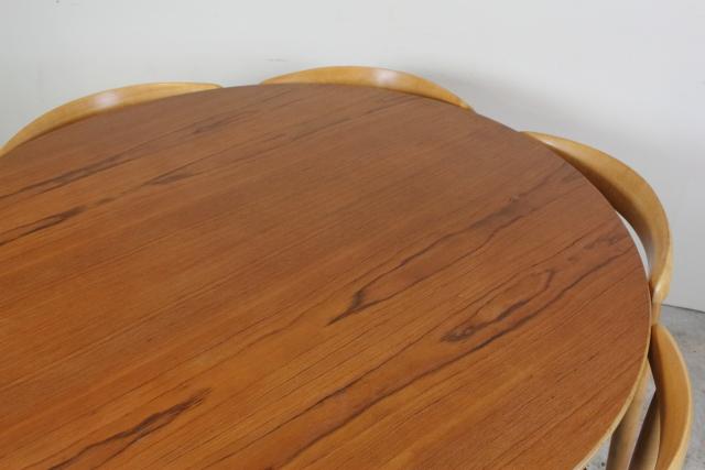 ハンス・J・ウェグナー  ハートチェア ハートテーブル ダイニングセット 送料無料 き113