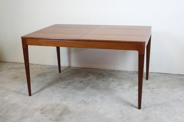 BRAMIN エクステンションダイニングテーブル デンマーク チーク ブラーミン け45