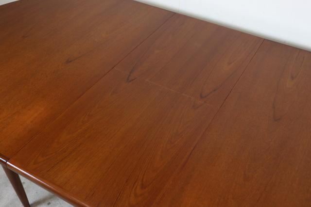 G-PLAN(ジープラン) フレスコダイニングテーブル オーバル ち95-2