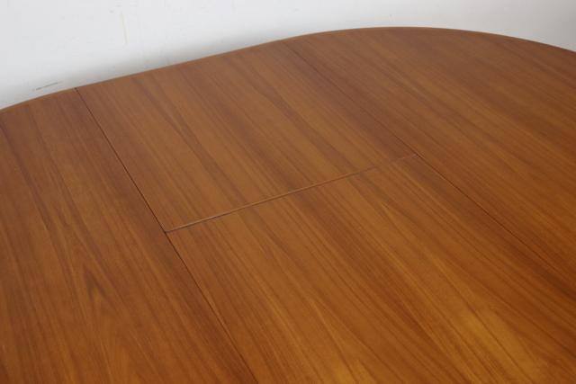 エクステンションダイニングテーブル ヴィンテージ  チーク ち48-5