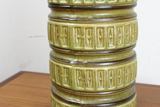 FAT-LAVA ファットラヴァ W16.5cm×H40cm 陶器 T10