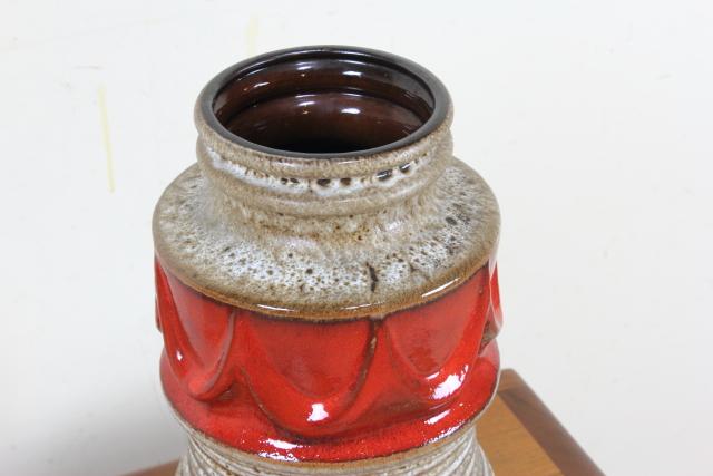 FAT-LAVA ファットラヴァ W19cm×H39cm 陶器 T16