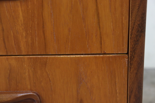 G-PLAN ジープラン フレスコシリーズ 6段チェスト ち34-1