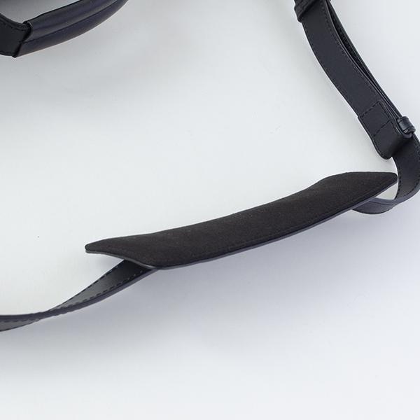 レザーブリーフケース FINLEY フィンリー ブラック 黒