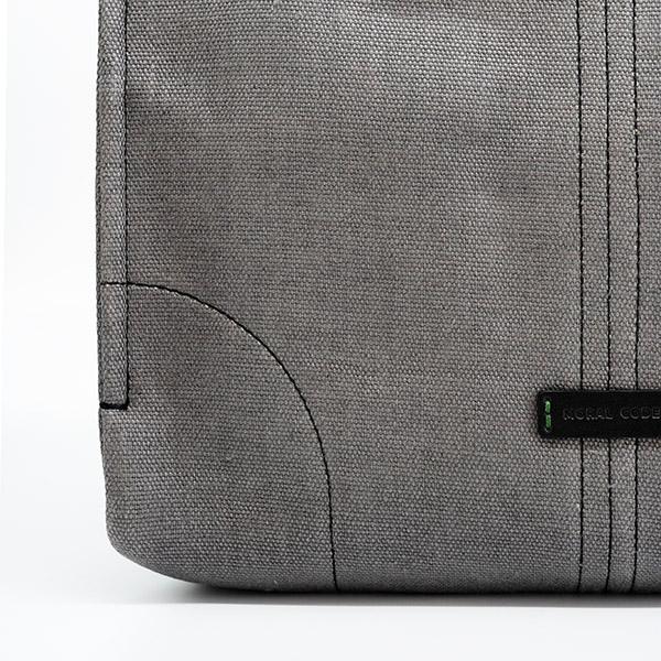 ビジネスレザートートバッグ 縦型 MILLER ミラー ブラック 黒