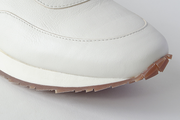 レザースニーカー JET ジェット ホワイト 白