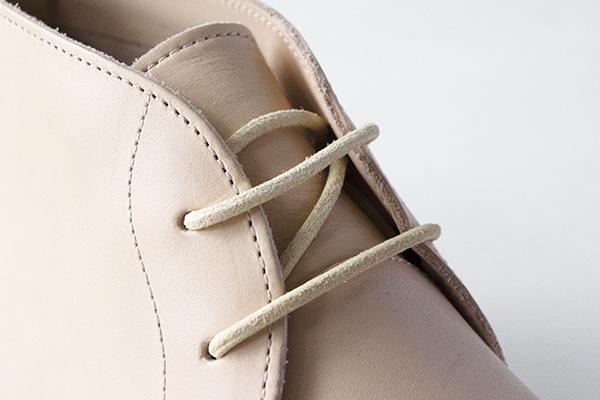 革靴カジュアル レディース FAYE フェイ サクラ ピンクベージュ チャッカーブーツ