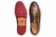 革靴カジュアル MAYSON メイソン タン 外羽根