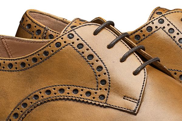 革靴 ストレートチップ NEWTON ニュートン オーク グッドイヤーウェルト メンズシューズ