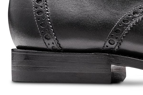 革靴 ウイングチップ HOLDEN ホールデン ブラック グッドイヤーウェルト メンズシューズ
