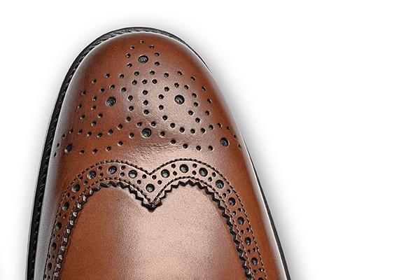 革靴 ダブルモンクストラップ AUGUST オーガスト コニャック グッドイヤーウェルト メンズシューズ