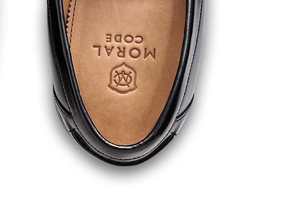 革靴 ローファー BRAYSON ブライソン ブラック グッドイヤーウェルト メンズシューズ