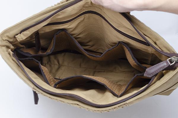 トートバッグ用インナーバッグ・バッグインバッグ INNER ベージュ
