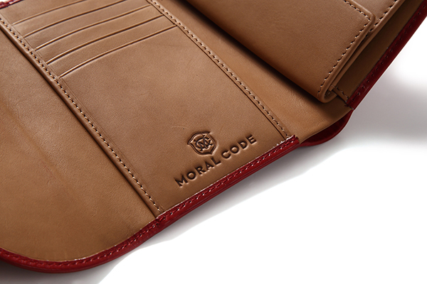 MERRILL RED メリルレッド メンズ 三つ折り財布