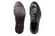 革靴カジュアル DANTE ダンテ 内羽根 ウイングチップ ブラック