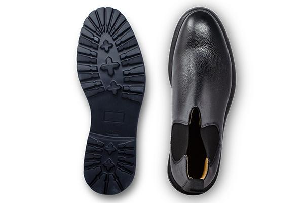 革靴カジュアル LOTUS ロータス ブラック