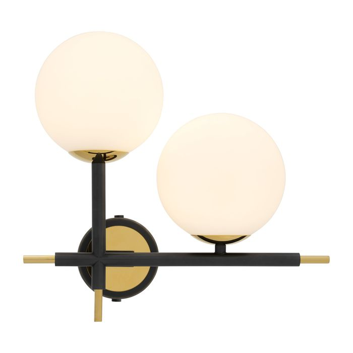 EICHHOLTZ_Wall Lamp Senso Right bronze/gold finish