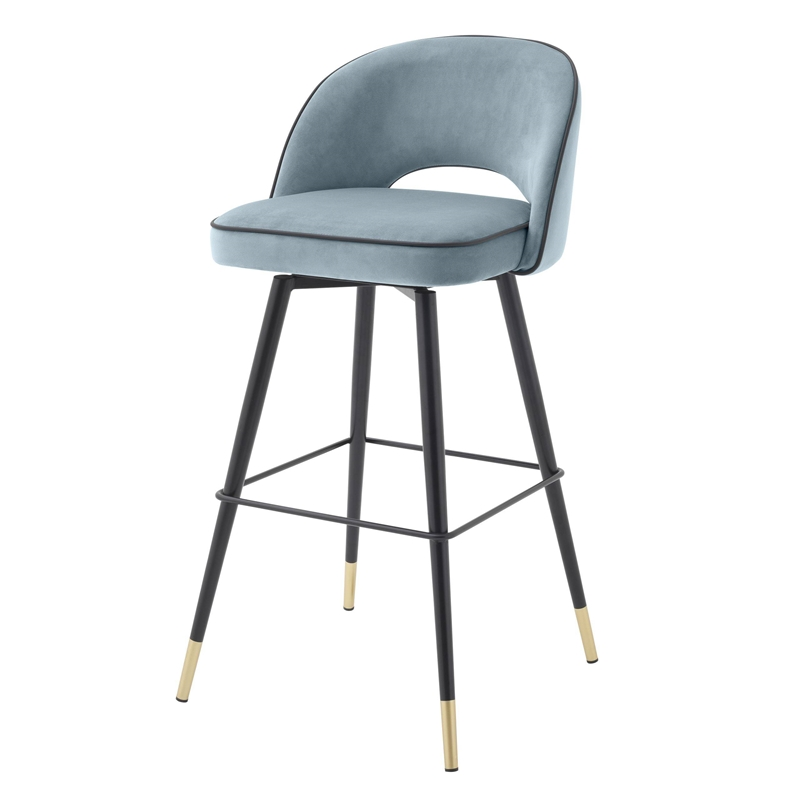 EICHHOLTZ_Bar Stool Cliff set of 2