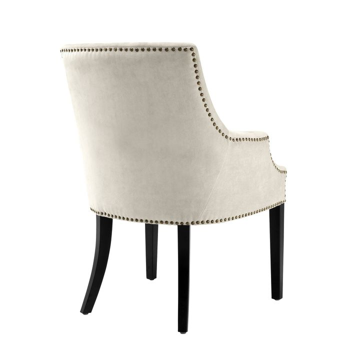 EICHHOLTZ_Dining Chair Legacy clarck sand