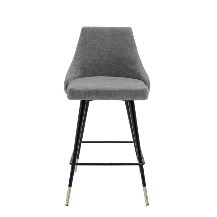 EICHHOLTZ_Counter Stool Cedro clarck grey