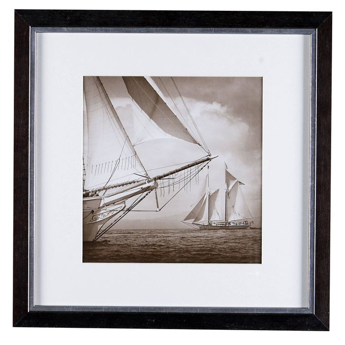 EICHHOLTZ_Prints EC081 Michael Kahn Boats set of 4