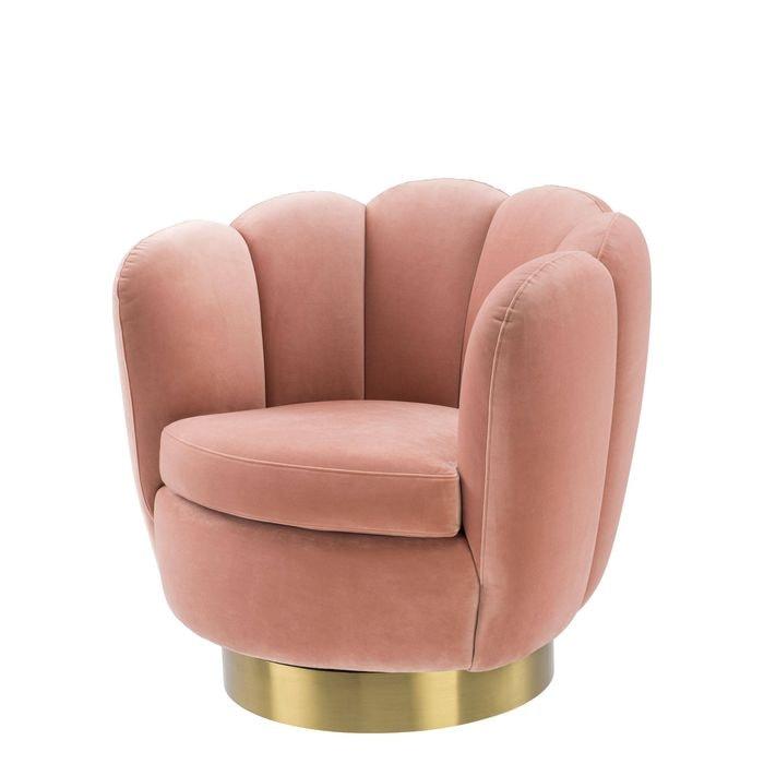 EICHHOLTZ_Swivel Chair Mirage