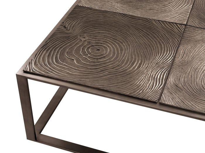EICHHOLTZ_Coffee Table Zino light bronze finish