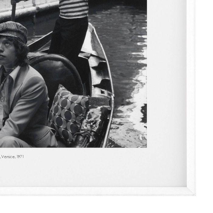 EICHHOLTZ_Print Mick Jagger, Venice 1971