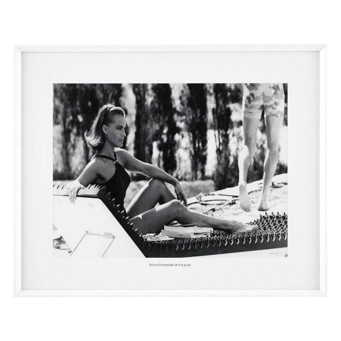 EICHHOLTZ_Print Romy Schneider at the Pool
