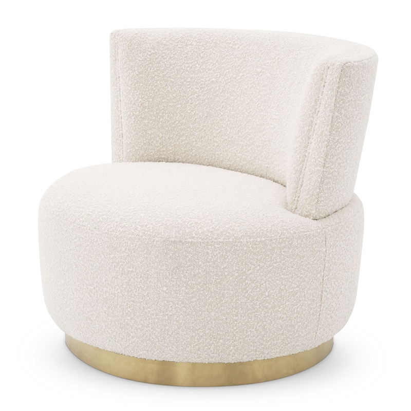 EICHHOLTZ_Swivel Chair Alonso
