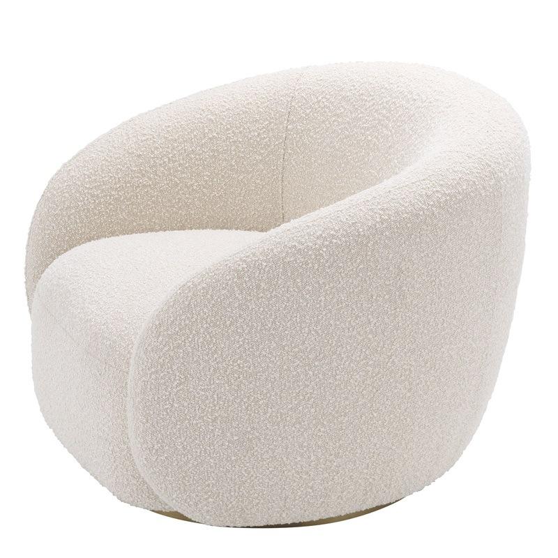 EICHHOLTZ_Swivel Chair Brice