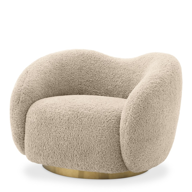 EICHHOLTZ_Swivel Chair Diego