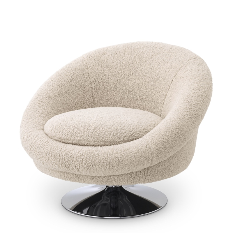 EICHHOLTZ_Swivel Chair Nemo