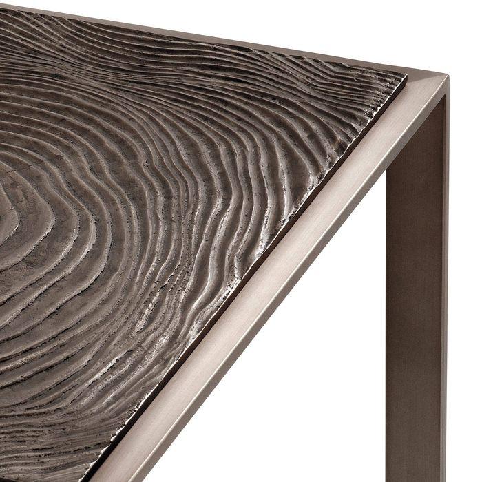 EICHHOLTZ_Side Table Zino light bronze finish