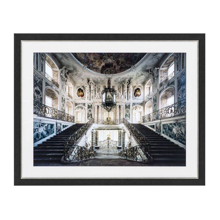 EICHHOLTZ_Print EC249 Baroque Grand Staircase