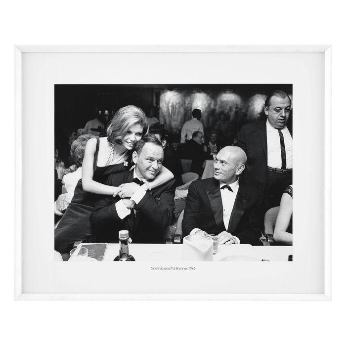 EICHHOLTZ_Print Sinatra's and Yul Brynner