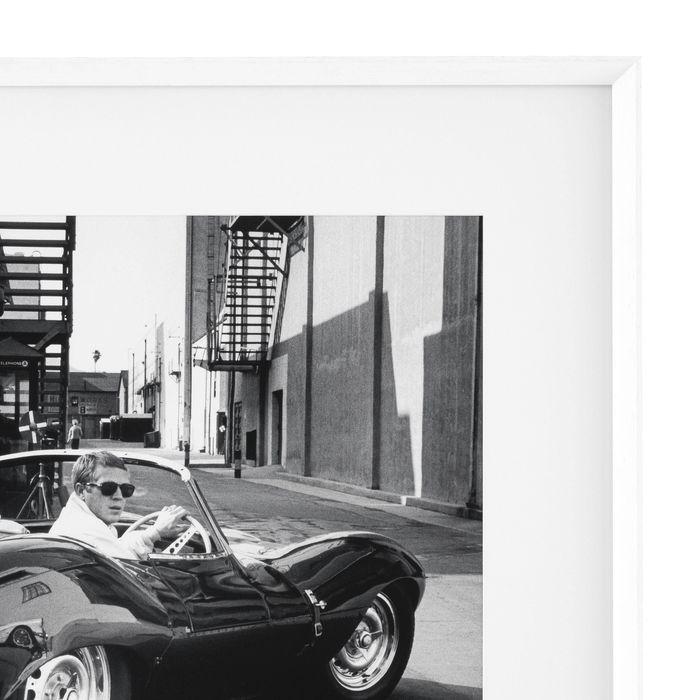 EICHHOLTZ_Print Steve McQueen, 1963