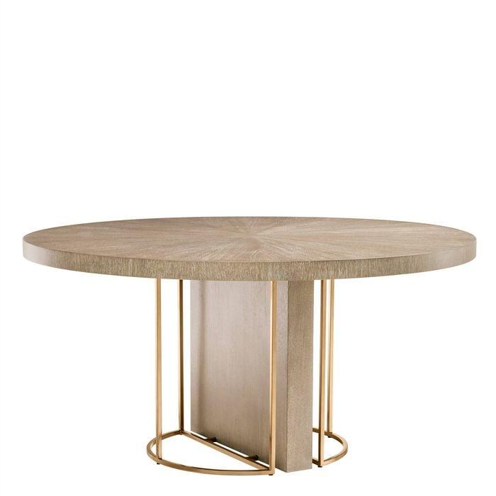 EICHHOLTZ_Dining Table Remington ? 152 cm washed oak veneer