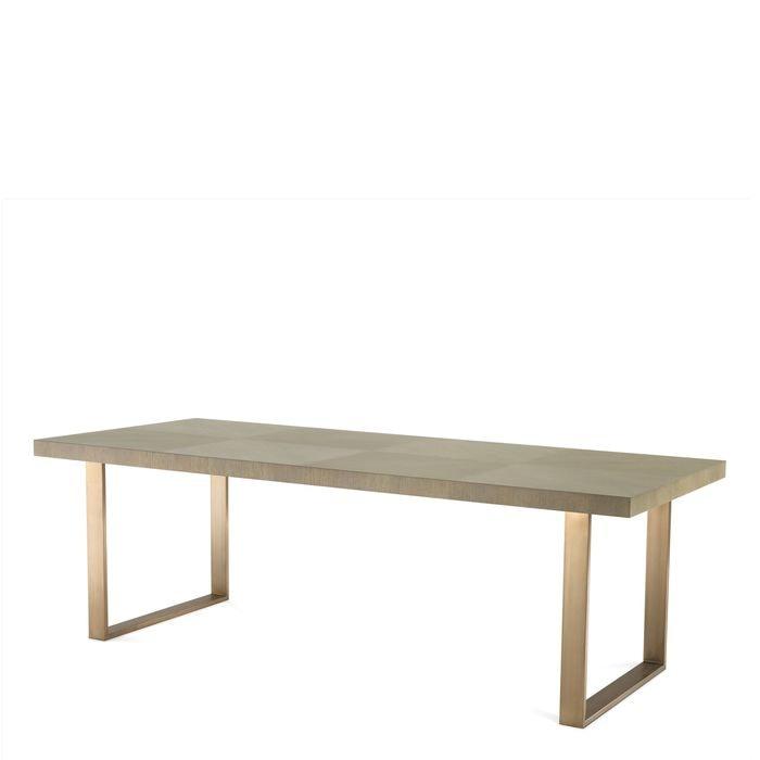 EICHHOLTZ_Dining Table Remington 230 x 100 cm washed oak ven