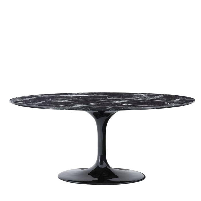 EICHHOLTZ_Dining Table Solo black faux marble