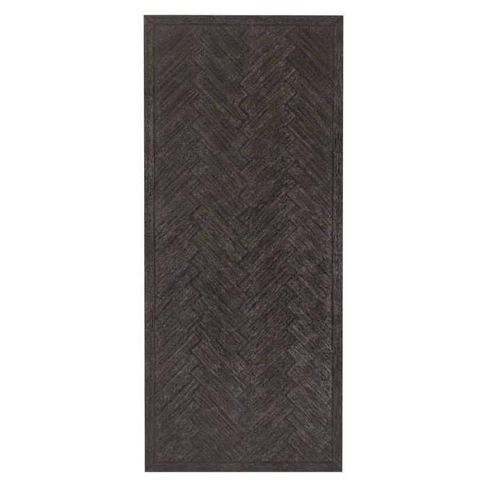EICHHOLTZ_Dining Table Melchior charcoal oak veneer 230 cm