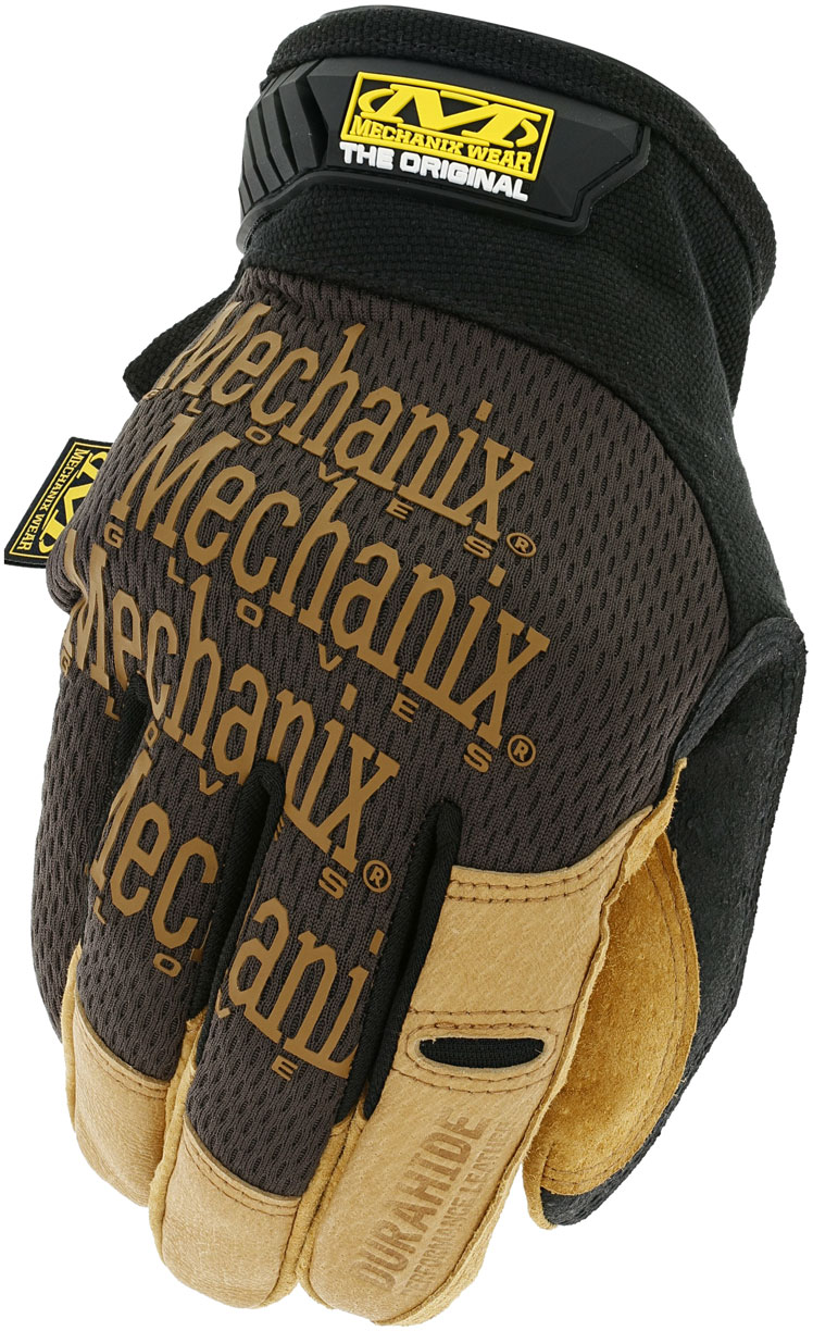 MechanixWear/メカニクスウェア Durahide Leather Original Glove 【BLACK】