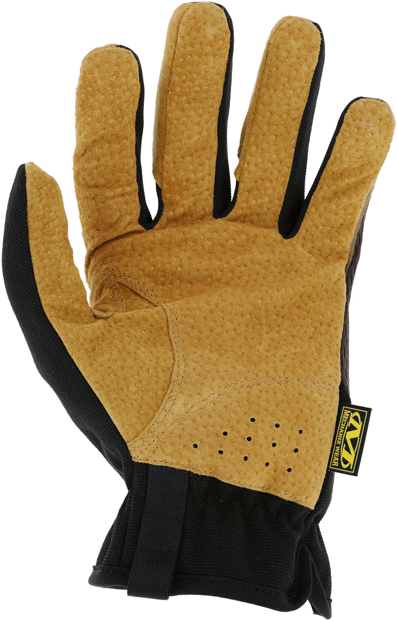 MechanixWear/メカニクスウェア Durahide Leather FAST FIT Glove 【BLACK】