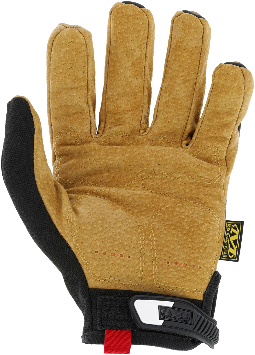 MechanixWear/メカニクスウェア Durahide Leather M-pact Glove 【BLACK】
