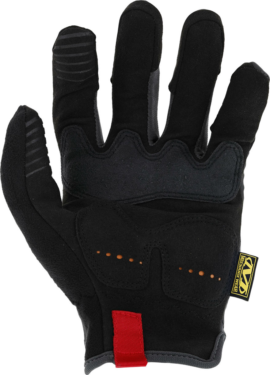 MechanixWear/メカニクスウェア M-pact Open Cuff Glove 【BLACK】