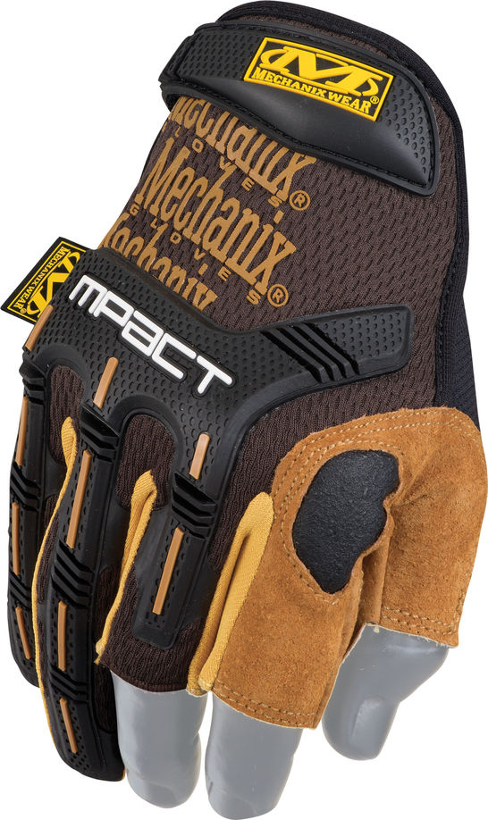 MechanixWear/メカニクスウェア Durahide Leather M-Pact Framer Glove 【BLACK】