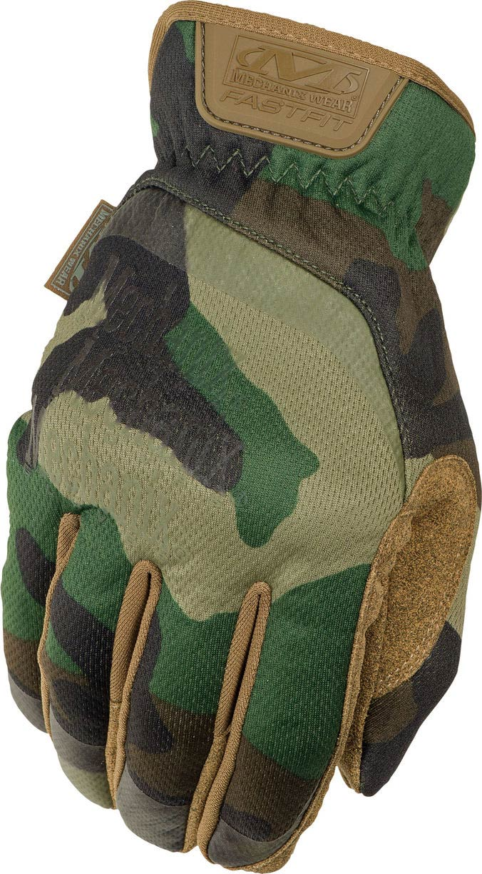 MechanixWear/メカニクスウェア Tactical FAST FIT Glove 【Woodland Camo】