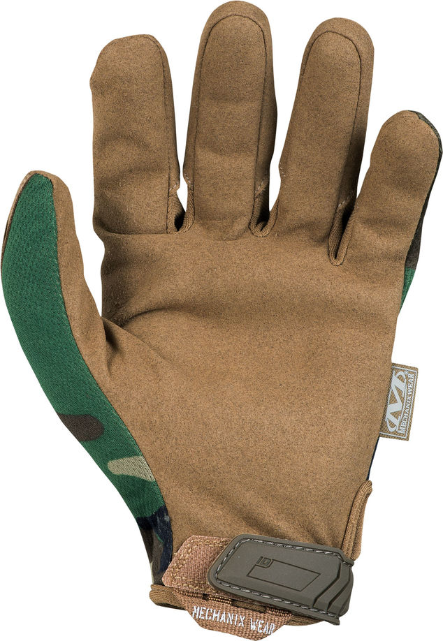 MechanixWear/メカニクスウェア Original Glove 【Woodland Camo】